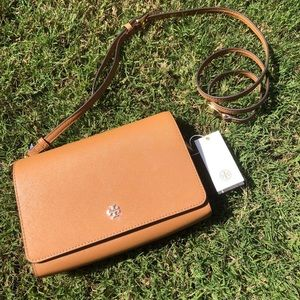 Tory Burch Emerson Combo Crossbody Bag